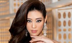 Hoa hậu Khánh Vân: 'Ba là người đầu tiên ủng hộ tôi đi giày cao gót, đích thân vẽ móng tay cho tôi'