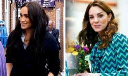 Quỷ quyệt như Meghan, rút khỏi Hoàng gia vẫn cố tình 'chơi đểu' chị dâu Kate