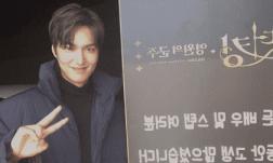 Không phải Kim Go Eun đây mới là người mà Lee Min Ho nghĩ đến đầu tiên khi hoàn tất phim được đầu tư hơn 600 tỷ đồng