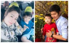 Sau lời tố không cho ngăn cản thăm con của Nhật Kim Anh, chồng cũ có động thái cao tay