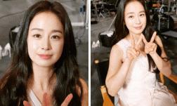 Kim Tae Hee lộ vòng 2 nhô cao, có tin vui bầu bí hay vì chưa lấy lại được vóc dáng sau sinh?