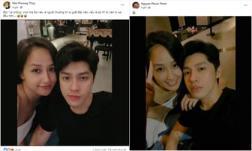 2h sáng, Mai Phương Thúy - Noo Phước Thịnh đăng ảnh tình cảm cùng một địa điểm: Cặp đôi đang ở chung nhà?