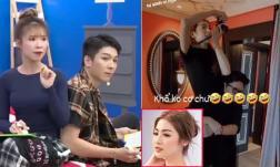 Sao Việt 20/9: Kelvin Khánh tiết lộ sở thích 'tia gái' của Khởi My; Tú Anh được chồng thiếu gia ôm chặt cứng khi chụp ảnh sống ảo