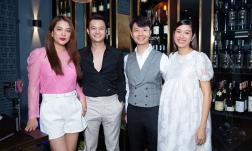 Trương Ngọc Ánh cùng 'tình tin đồn' Anh Dũng dự tiệc sinh nhật chồng Á hậu Thuý Vân