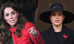 Nhật ký bí mật tiết lộ Công nương Kate căm ghét cô em dâu Meghan đến tận xương tủy?
