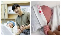 Thu Thủy đã hạ sinh tiểu công chúa cho chồng trẻ, tiết lộ luôn tên thân mật và diện mạo bé