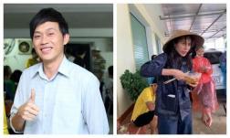 Bị so sánh với Thuỷ Tiên khi 2 tiếng kêu gọi được 500 triệu, danh hài Hoài Linh đáp trả thẳng thắn