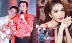 Sao Việt 24/10: Phía Hoài Lâm nói gì khi bị chỉ trích vì đổi nghệ danh do Hoài Linh đặt; Phản ứng của Ngọc Trinh khi gặp bà con ở chợ