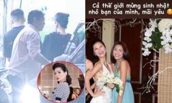 Sao Việt 26/10: Lệ Quyên tiếp tục bị bắt gặp đi chung với trai trẻ; Fan thích thú với lời chúc mừng sinh nhật của Diệp 'Bỗng dưng muốn khóc' gửi đến Tăng Thanh Hà