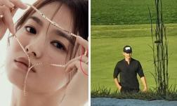 Phản ứng của Song Joong Ki trước tin đồn tái hợp Song Hye Kyo