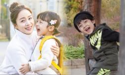 'Con gái Kim Tae Hee' gây bão mạng xã hội Hàn vì bộ ảnh mới quá đáng yêu