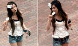 Angelababy bị lộ ảnh năm 18 tuổi ở Nhật Bản, netizen thốt lên 'Huỳnh Hiểu Minh chắc chắn sẽ hối hận'
