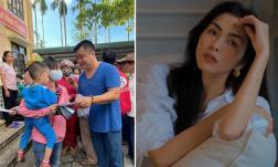 Sao Việt 24/11: Lý Hùng vượt nghìn cây số hoàn thành ước nguyện trước khi mất của cha; Ảnh mới đầy cuốn hút của Tăng Thanh Hà