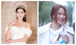 Nhan sắc Hoa hậu Đỗ Thị Hà khi tham gia show hẹn hò cách đây 9 tháng liệu có khác hiện tại?
