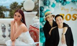 Sao Việt 30/11: Lan Khuê băn khoăn về màu tóc mới nhưng dân tình chỉ chú ý đến vòng một gợi cảm, Đàm Thu Trang và Cường Đô la được khen cười ngày càng giống nhau