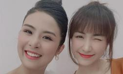 Hoa hậu Ngọc Hân mắc lỗi sai 'tối kỵ' khi đăng ảnh chụp cùng Hòa Minzy
