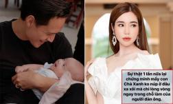 Sao Việt 24/1/2021: Hà Hồ đăng ảnh Kim Lý cưng nựng con; Elly Trần: 'Mấy con trà xanh không núp ở đâu xa xôi...'