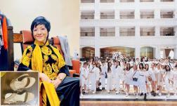Sao Việt 27/1/2021: MC Thảo Vân kể sự cố đi 2 chiếc giày bên phải lên sân khấu Táo Quân; Vợ chồng Đông Nhi đưa con gái đi dự party công ty