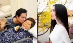 Sao Việt 27/2/2021: Ngọc Sơn mất 45 tỷ chữa bệnh cho mẹ tại Mỹ; Hiền Thục lên tiếng về tin đồn 'dao kéo' vòng một