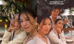 Hà Tăng hội ngộ nhóm bạn thân, nhan sắc bà xã Phạm Anh Khoa thay đổi ngoạn mục