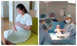 Mừng đầy tháng con gái, Lê Phương hé lộ khoảnh khắc đầu tiên bé chào đời