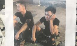 NÓNG: Chân dung 2 đối tượng nghi sát hại nam sinh chạy xe ôm công nghệ đang được Công an Hà Nội truy tìm