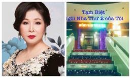 NSND Hồng Vân xót xa thông báo đóng cửa sân khấu kịch Super Bowl