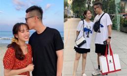 Con gái Minh Nhựa cùng chồng trẻ đi hưởng tuần trăng mật và mua sắm tại Singapore