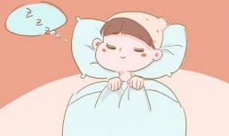 Muốn bé ngủ nhanh bố mẹ tuyệt đối không được quên điều này
