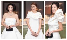Dàn mĩ nhân đọ nhan sắc nữ thần trong tiệc kỉ niệm 25 năm ngày cưới của 'Nữ hoàng ảnh lịch' Diễm My
