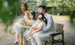 Khoe ảnh gia đình hạnh phúc nhưng nhan sắc hậu 'dao kéo' của Lưu Hương Giang mới đáng chú ý