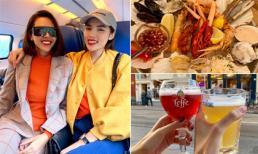 Đi du lịch Hà Lan ăn gì ngon? Hãy cùng tham khảo gợi ý của Kỳ Duyên, Minh Triệu