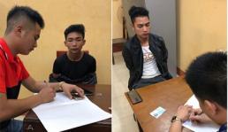 Lời khai ban đầu của 2 nghi phạm sát hại nam sinh chạy Grabbike ở Hà Nội