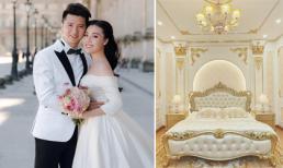 Gần ngày cưới, giảng viên hot girl Âu Hà My khoe phòng tân hôn sang chảnh