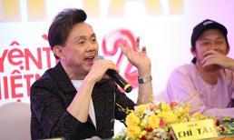 Danh hài Chí Tài: 'Đôi lúc tôi tiếc nuối vì không sinh con, không ai nối dõi và làm truyền nhân của tôi'