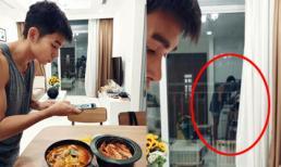 Jun Phạm bận 'sống ảo' nào ngờ bị dân mạng soi ra chi tiết này qua 'cửa kính phản chủ'