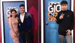 Style thời trang quá lố của cặp đôi Lâm Vỹ Dạ - Mạc Văn Khoa khiến Trấn Thành thấy 'chóng mặt'