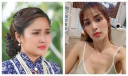 Vợ kế của cậu ba Khải Duy 'Tiếng sét trong mưa': Ngoài đời là vợ cũ danh thủ Phan Thanh Bình, từng thẩm mĩ khiến nhan sắc khác lạ