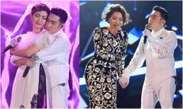 Thu Minh và Nguyễn Hồng Nhung bất ngờ xuất hiện trong show diễn của Quang Hà