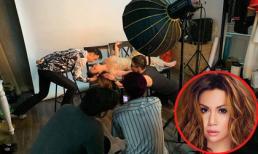 Ca sĩ Minh Tuyết ngất xỉu khi đang chụp ảnh cùng Dương Triệu Vũ