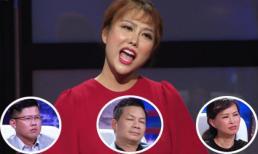 Phi Thanh Vân kêu gọi đầu tư, biểu cảm của các Shark khiến dân mạng thích thú