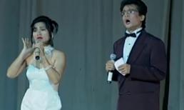 Trước khi đổ vỡ hôn nhân, Thanh Bạch và Xuân Hương từng diễn hài ăn ý với nhau thế này đây