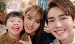 Sau chuyến du lịch Đà Lạt cùng gia đình, Thu Thủy gửi lời chúc mừng sinh nhật đến chồng trẻ