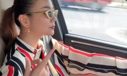 Vừa lái xe vừa hát, Thanh Hằng vẫn khiến fan mê mệt với thần thái sang chảnh ngút ngàn