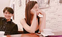 'Nghỉ chơi' đã lâu, Tim - Trương Quỳnh Anh bất ngờ hội ngộ nhưng biểu cảm lại trái ngược