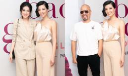 NTK Đức Hùng - Á hậu Tú Anh dự ra mắt sách của cựu siêu mẫu Vũ Cẩm Nhung