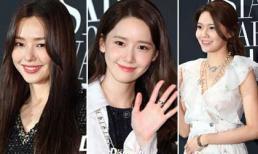 'Hoa hậu quyến rũ nhất Hàn Quốc' Honey Lee đẹp thần thái đọ sắc bên cạnh mỹ nhân SNSD Yoona, Soo Young