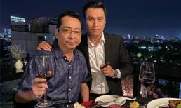 Cha con 'ông trùm' Phan Quân - Phan Hải tái ngộ trong phim truyền hình mới