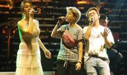 Phạm Quỳnh Anh cùng Bảo Hân - Quang Anh 'gây bão' với 'Về nhà đi con' phiên bản disco