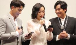 Isaac, Diệu Nhi và Kiều Minh Tuấn hát tiếng Hàn cực hay tại LHP quốc tế Busan 2019